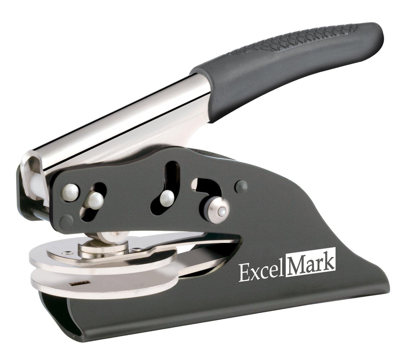 ExcelMark Custom Hand Embosser by ExcelMark
