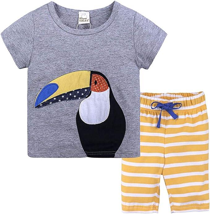 REWANGOING Baby Kid Little Boy Camouflage Printing Shorts Summer Short Pants