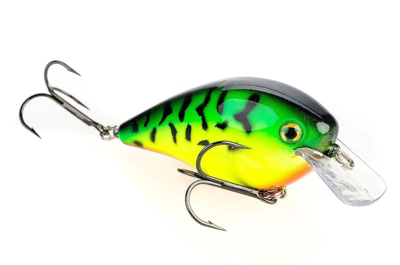 """Silent Crankbaits Bass Fishing Lure Strike King Kvd Square Bill 2.5/"""" 6.35 Cm"""