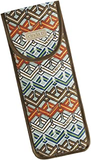 product image for Cinda b. Curling Flat Iron Cover, Ravinia Black/Ivory, One Size