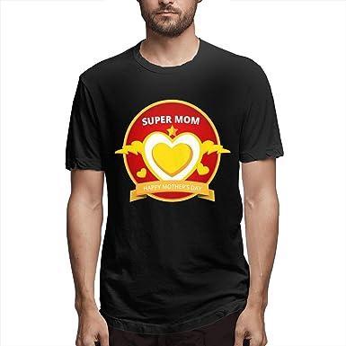 Camisetas con Cuello Redondo para Hombres, Camisetas sin Mangas de ...