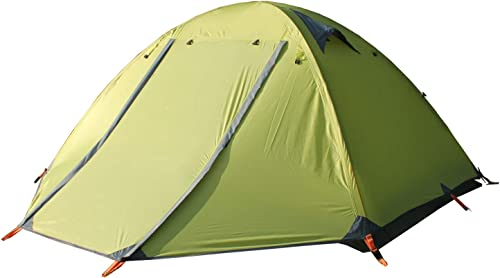 GigaTent Trailhead Dome 4-5 Person Camping Pop-Up Tent Spacious, Lightweight, Heavy Duty Weather and Flame Resistant Outdoor Hiking Gear Fast, Easy Setup 10 X 8 Floor, 71 Height