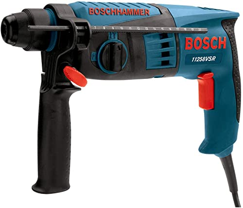 Factory-Reconditioned Bosch 11258VSR-RT 120V 5 8-Inch SDS-plus Rotary Hammer