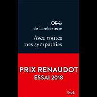 Avec toutes mes sympathies (La Bleue) (French Edition)