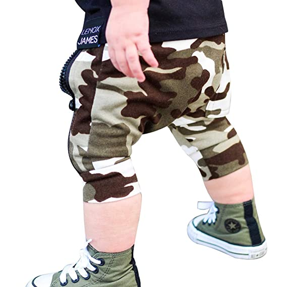 new authentic new lower prices the best attitude LABIUO Pantalon Bébé Garçon, Camouflage en Coton Taille ...