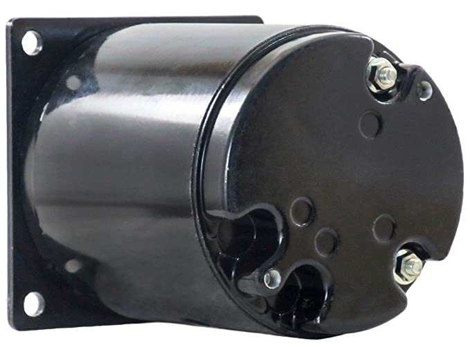 New Salt Spreader MOTOR FITS for Buyers, Meyer Meyers 4854420-m048hm,  4854440hm02223