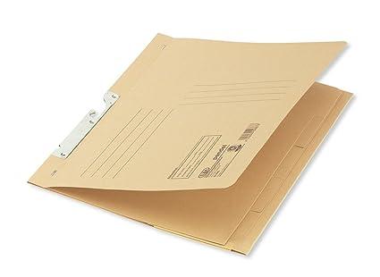 Elba 90448 - Archivador colgante (texto en alemán, cartón reciclado, 320 g/