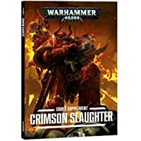Codex: Crimson Slaughter (English)