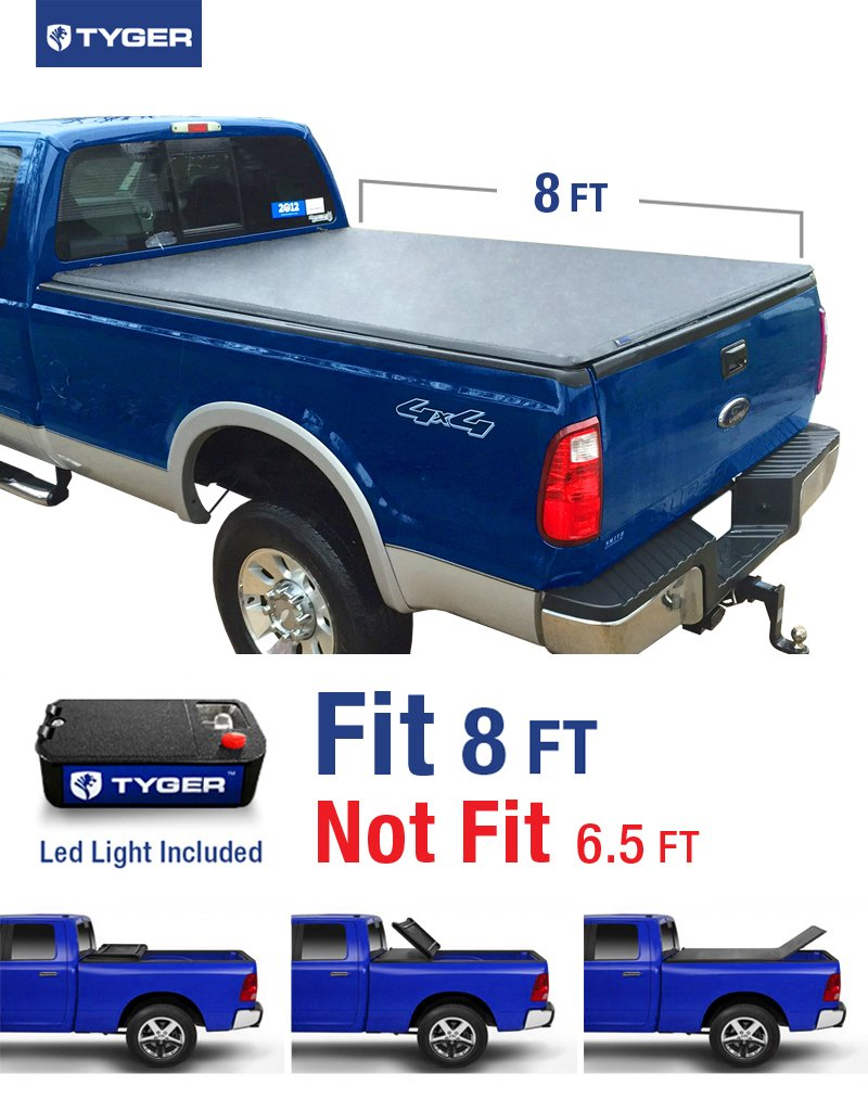 61%2BVSwF7Q5L._SL1025_ amazon com tyger auto tg bc3f1025 tri fold truck bed tonneau  at crackthecode.co