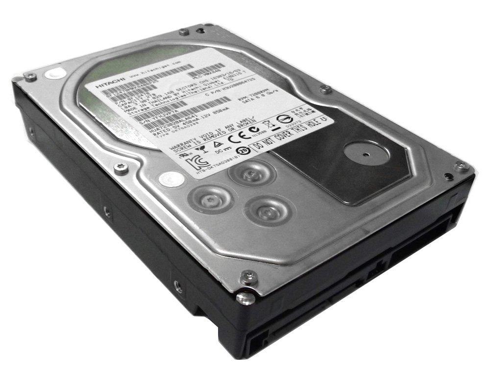 6.0Gb//s Enterprise 3.5in Hard Drive 2TB 64MB Cache 7200RPM SATA III Hitachi Ultrastar A7K3000 2TB HUA723020ALA641 Renewed 0F12470