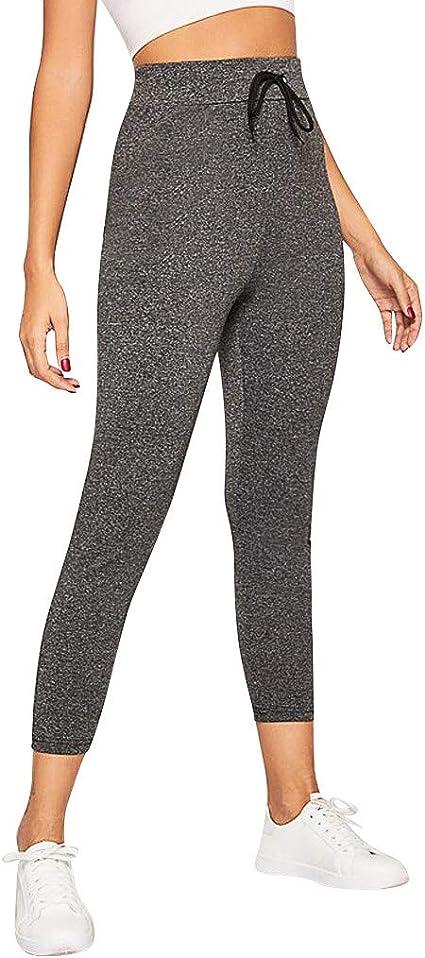 Women Christmas Yoga Pants Sport Tights Running Quick Dry Trouser Warm Winter