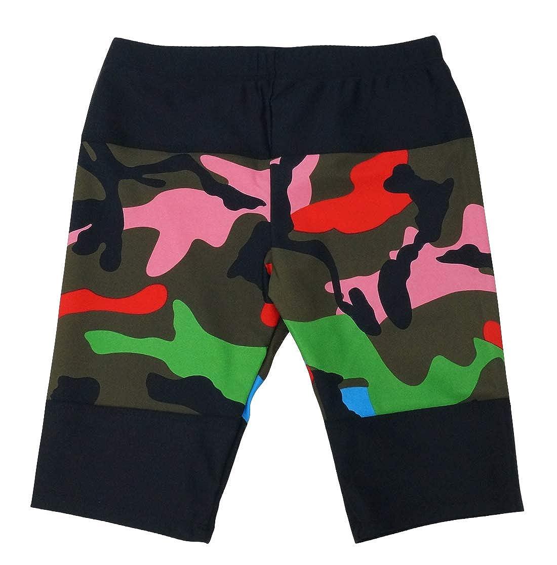 Happy Cherry Kids Cute Elastic Swim Short Quick Dry Board Shorts Slim Fit Swimsuit