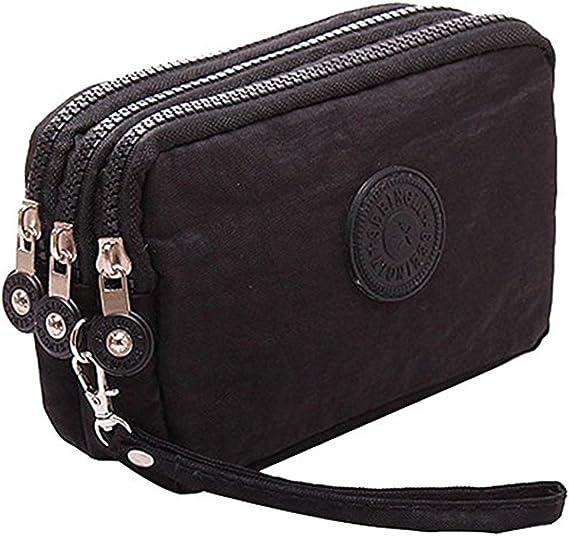 Handbags & Wallets Clutches & Evening Bags Space Cat Wallets Zip ...