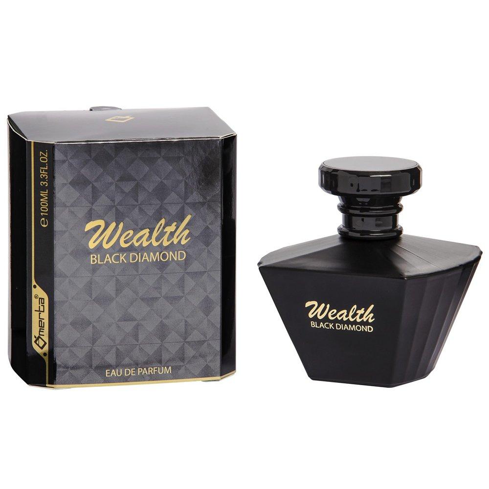 Omerta Eau De Parfumwealth Black Diamond For Women 100 Ml Amazon