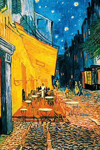 Amazon Com Vincent Van Gogh Poster Photo Wallpaper Cafe