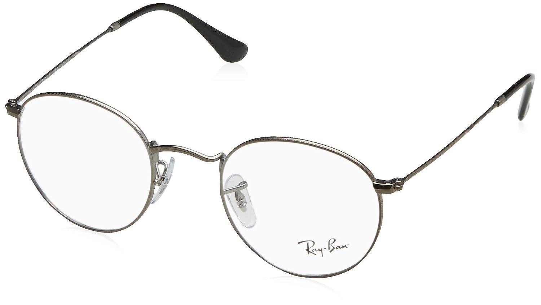 Ray-Ban 0RX3447V Round Metal Sunglasses Ray Ban