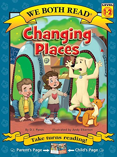Changing Places (We Both Read - Level 1-2 (Cloth))