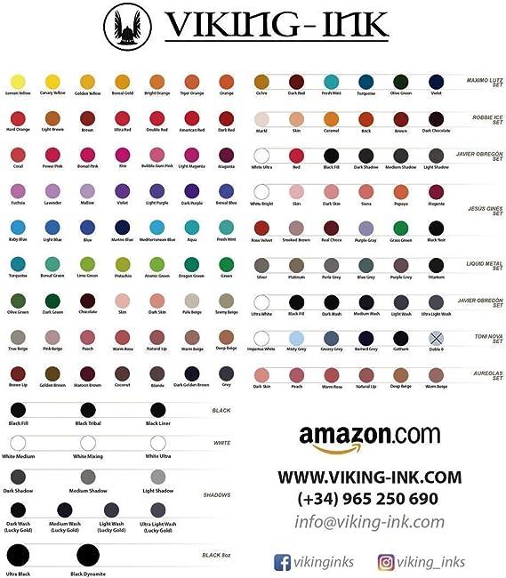 Tinta para tatuaje. JABÓN Green Soap (120ml.): Amazon.es: Salud y ...