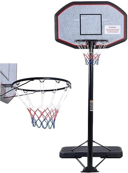 Amazon.com: Selva - Aros de baloncesto ajustables y ...