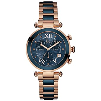 2069be85c9 Guess - Gc by y05009m7 - Montre Collection Sport Chic pour Femme ...