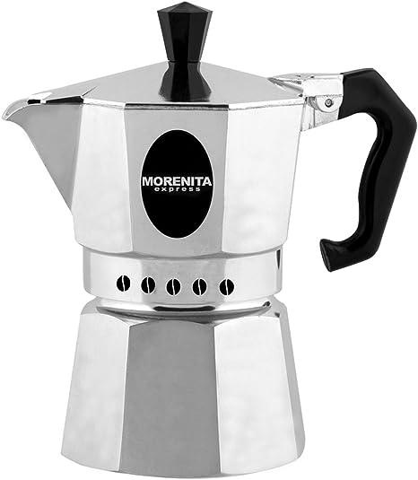 Bialetti 11B0062 Morenita - Cafetera Italiana (3 Tazas): Amazon.es ...