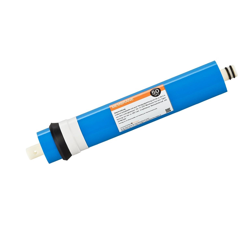 Osmosefilter Mineralkartuschen Umkehrosmose Membrane 50 GPD