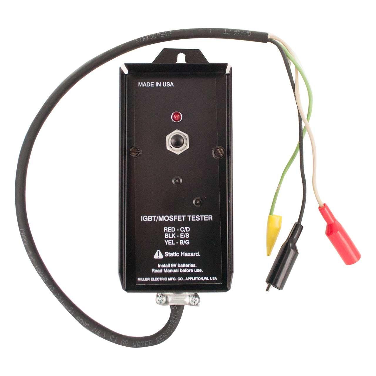 Miller 043553 Component Tester for IGBT/MOSFET Transistors ...