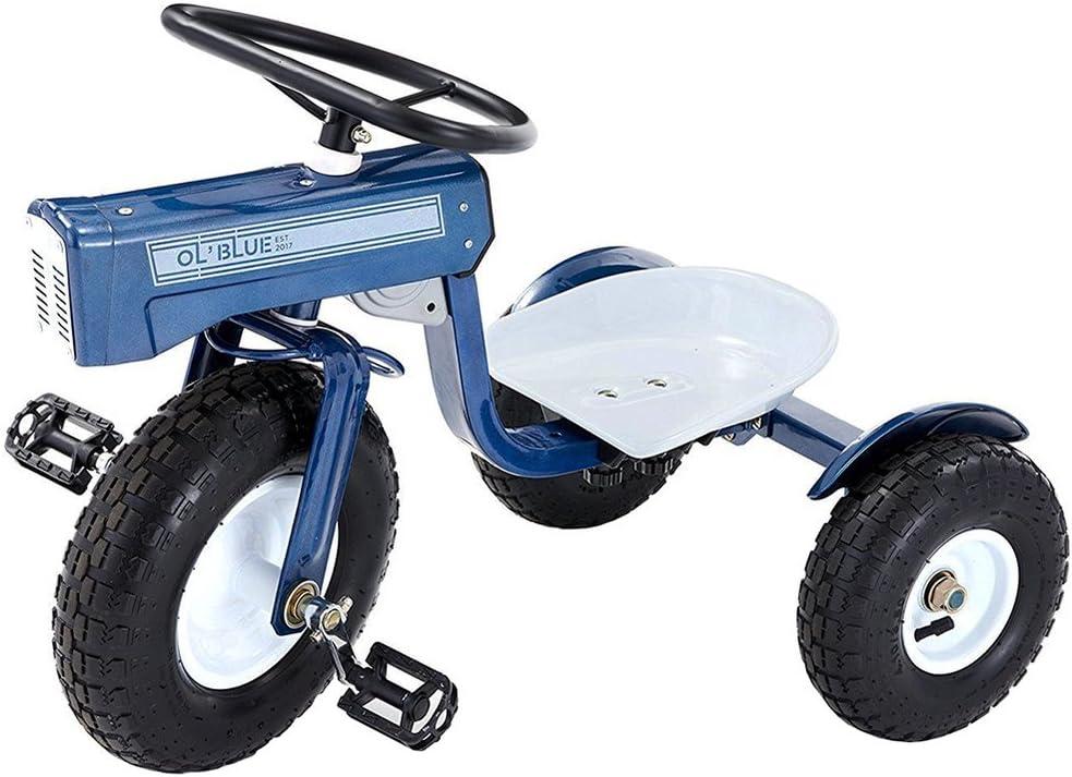 Amazon.com: Tricam GCK-31 - Tractor para niños con asiento ...