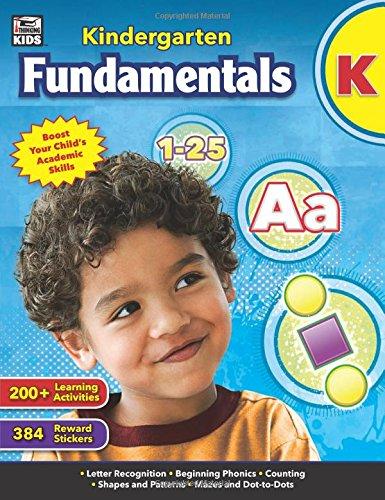 Download Kindergarten Fundamentals PDF