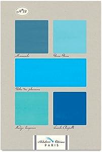 Alibabette Editions Paris Bleus n°12, Art Book, 240 Pages, 8.25 by 5.7 inches