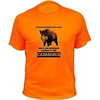 Camisetas Personalizadas de Caza, Todos nacemos Iguales, Ideas