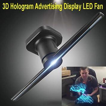 Proyector 3D Visualización de Publicidad de Holograma ...