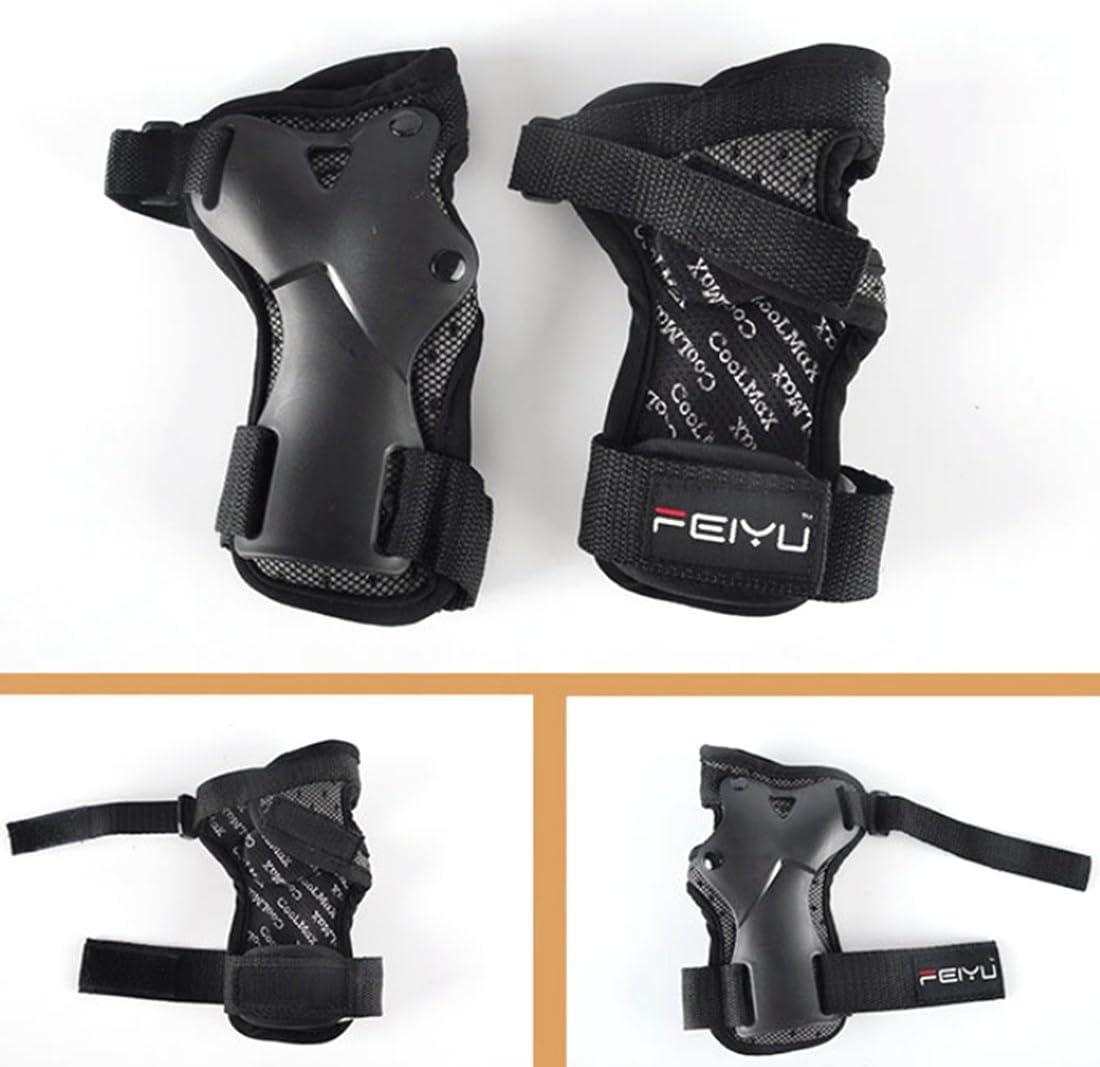 Selighting Protecciones Patines Ni/ños Rodilleras Skate Set Proteccion Protector de Muneca Coderas y Mu/ñequeras Infantiles para Patinaje Ciclismo Monopat/ín Escalada Esqui