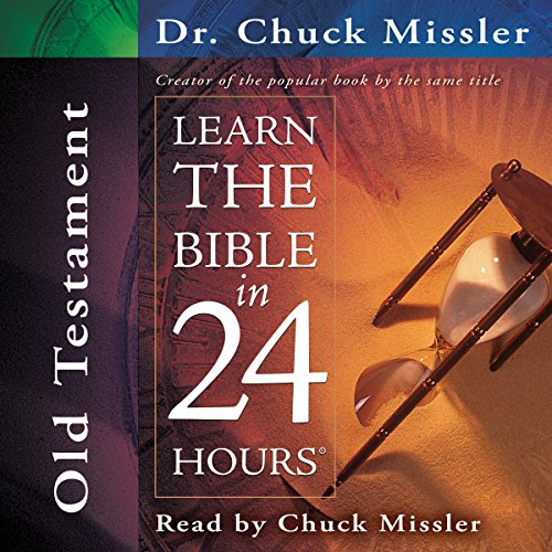 Learn the Bible in 24 Hours: Old Testament Audiobook [Free Download by Trial] thumbnail