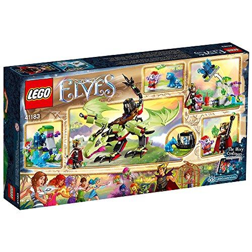 61%2BVmCCrmeL - LEGO Elves The Goblin King's Evil DRAGON 41183 Building Kit (339 Pieces)