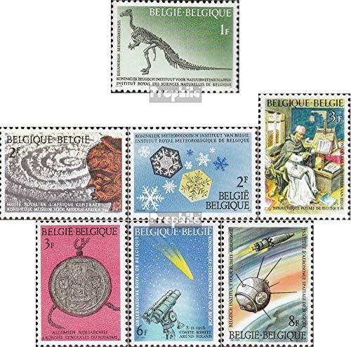 Briefmarken f/ür Sammler 1985 Schl/össer Prophila Collection Belgien Mi.-Nr.: 2245-2248 kompl.Ausg.