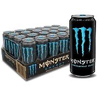 Monster Energy Absolute Zero, 473ml (Pack of 24)