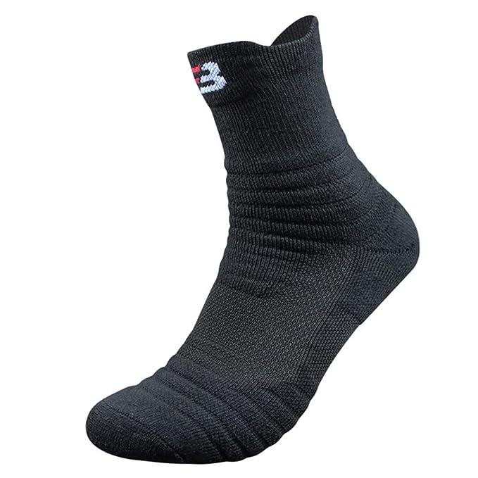 Amazon.com: Calcetines deportivos para hombre de algodón ...