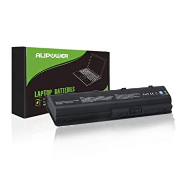 Amazon.com: Alipower 593553-001 MU06 - Batería de repuesto ...