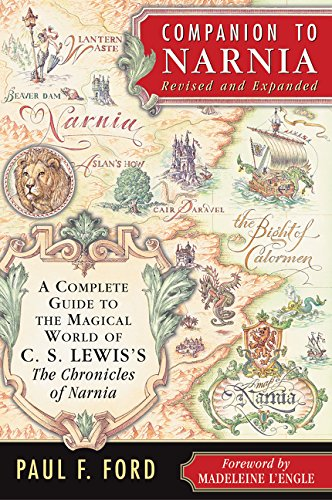Companion to Narnia, Revised Edition: A Complete Guide to the Magical World of C.S. Lewis's The Chronicles of Narnia PDF
