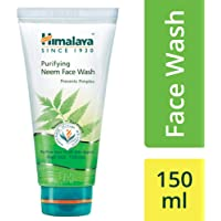 Himalaya Herbals Purifying Neem Face Wash, 150 ml