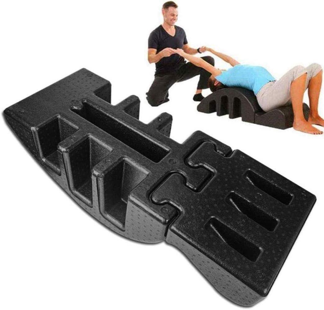 YF-SURINA Gimnasio Cama de masaje Pula Cama de masaje Corrector de columna Órtesis de columna Yoga Pilates Cama quiropráctica Pilates de múltiples funciones Arco Pilates de arco Mesa de masaje Equipo