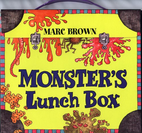 Monsters Lunch Box - Monster's Lunch Box