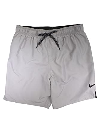 e8484ebe14 Nike Men's Atmosphere Grey 7-Inch Volley Shorts Trunks Swimwear Sz: S