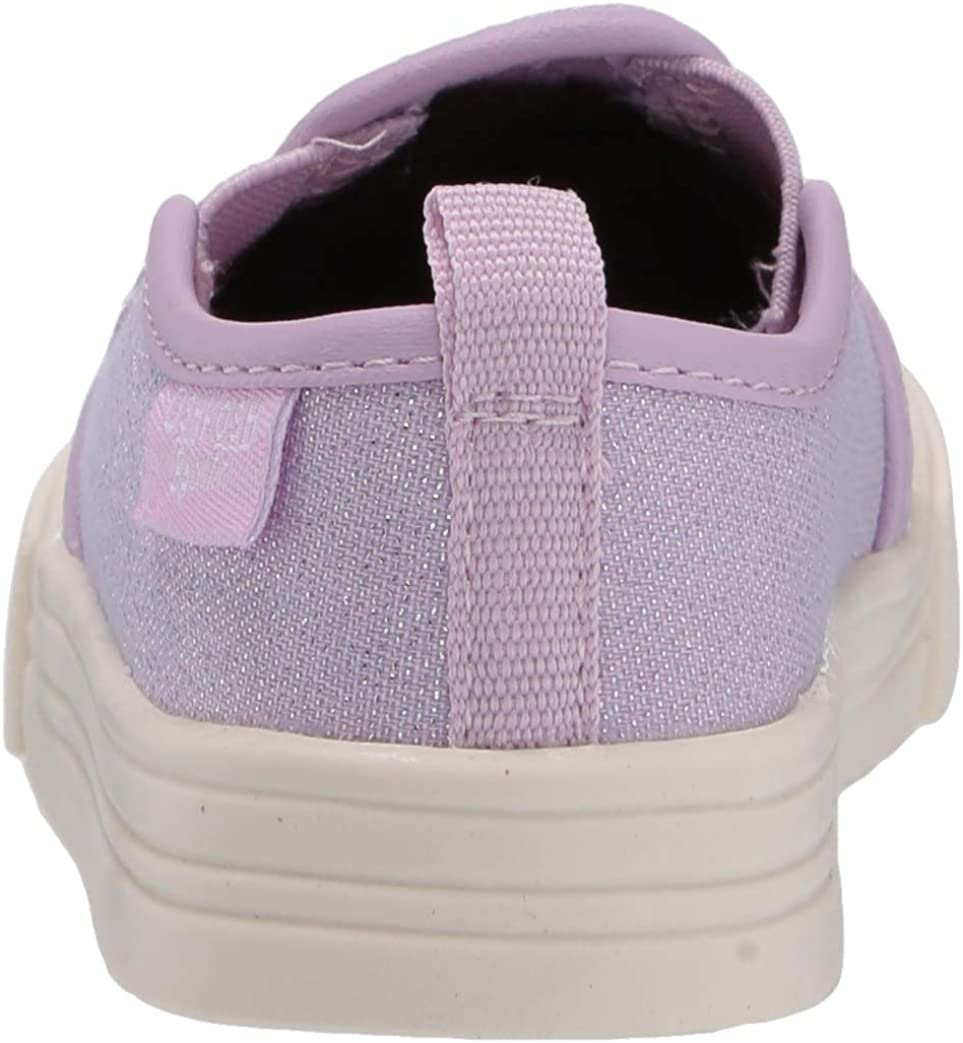 OshKosh BGosh Toddler and Little Girls Maeve Casual Slip-On Shoe