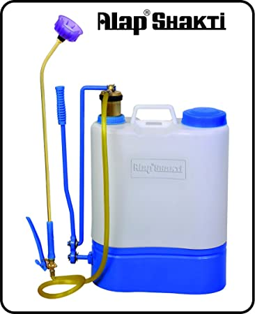 Alap And Milap Kpi 3 16 Knapsack Sprayer With Double Needle Bearing