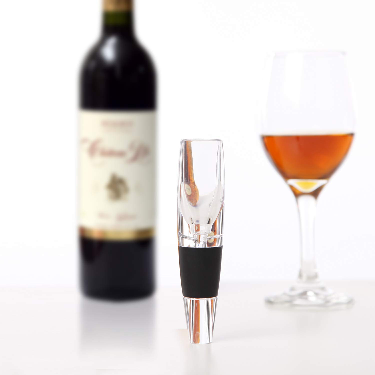 YouYah Mini Wine Aerator Wine Decanter- Red Wine Pourer, Wine Gift by NEW PACIFIC YOUYAH (Image #5)