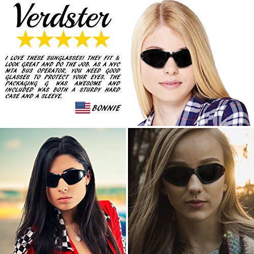 32090aca99 VERDSTER TourDePro POLARIZED Sunglasses For Men and Women - Great for  Driving