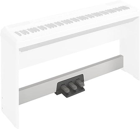 Yamaha pedalera para piano LP5A para P45 y P115, Negro