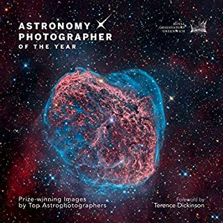 Book Cover: Astronomy Photographer of the Year: Prize-winning Images by Top Astrophotographers